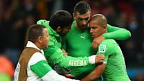 Why Algeria has should 'be proud' after loss to Germany