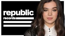 Hailee Steinfeld Signs Music Deal