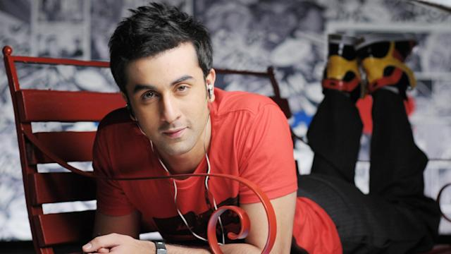 What Ranbir Kapoor did in college?
