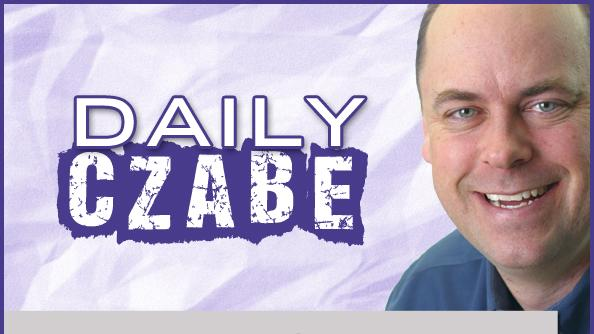 RADIO: Daily Czabe -- Virginia student wears suit and sneaks into game