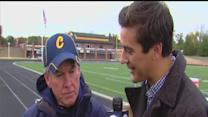 Brad Galli Interviews Clarkston Head Coach Kurt Richardson