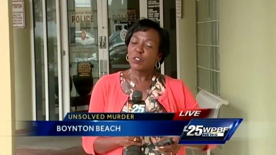 Boynton Beach police seek killer in unsolved murder