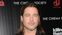 Brad Pitt is killing it in New York