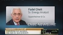 Chevron will see declining earnings into 2015: Analyst