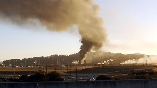 Chevron releases final report on Richmond refinery fire