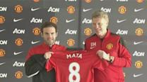 Mata: I can't wait to play with Wayne