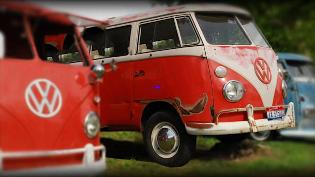 THE END OF THE VW BUS