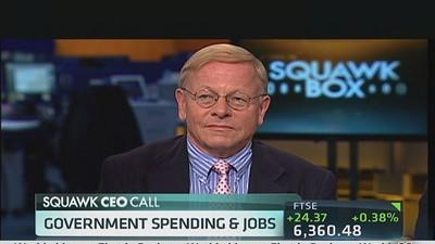 Government's 'Economy of Envy' Hurts Jobs: CEO