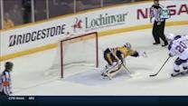 Penalty Shot: Steen vs Rinne