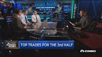 Top trades for the 2nd half