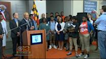 Federal Leaders, Students Discuss What Needs To Be Done To Heal Baltimore