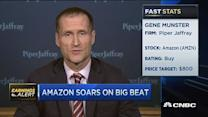 How investors should approach Amazon: Analyst