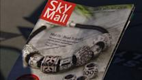 Quirky SkyMall Catalogs Set to Return to Airplane Seats