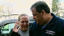 Raw: N.J. Gov. meets with Sandy victims