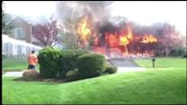 Spring Township home destroyed by fire