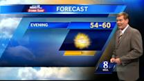 Chilly start expected for Friday