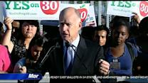 Gov. Brown in San Diego to push Prop 30