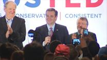Cruz Says He Did What the 'Washington Establishment Hoped Could Not Be Done'