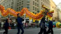 Thousands gather for SF's Chinese New Year parade