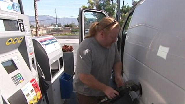 President's Day Weekend Sees Record Gas Prices