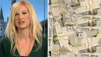 Woman returns casino cash dropped by armored car