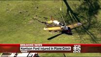 Harrison Ford Injured In SoCal Plane Crash