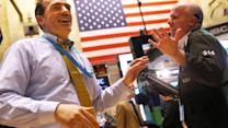 The Dow is at record highs mostly because of this one stock