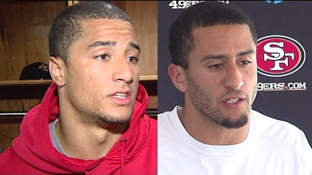 Saints safety Kenny Vaccaro mistaken for 49ers QB Colin Kaepernick