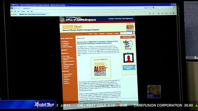 The truth about Amber Alerts and the shutdown