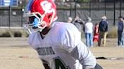 Shrine Bowl Practice: Elijah Hood