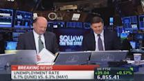 Cramer: Country thawed, business came back
