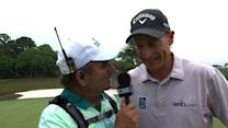 Furyk on winning the RBC Heritage Classic