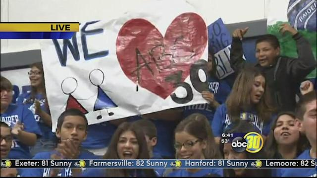 Friday Morning Football: Caruthers Blue Raiders | 2 of 2