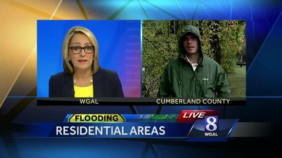 Man house hunts in flood-prone area of Cumberland County