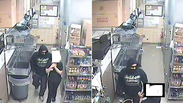 Santa Ana Subway robbery: Surveillance video of suspect released