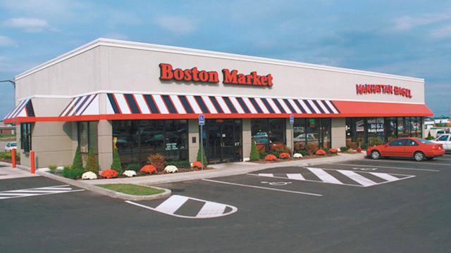Boston Market CEO: Fast Casual Dining Growing With Jobs, Economy