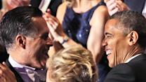 Obama, Romney to meet for lunch