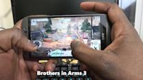 Gaming on the HTC One M9