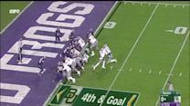 11/27/2015 Baylor vs TCU Football Highlights