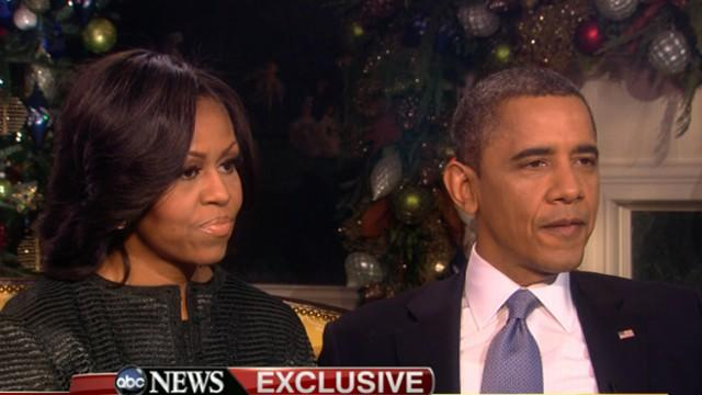 President Obama on marijuana legalization, White House Christmas