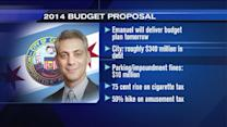 Emanuel`s 2014 budget tries to close budget gap for next year
