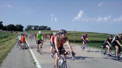 RAGBRAI: Iowa's Long, Strange Trip
