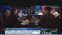 Icahn sweetens bid for Dell