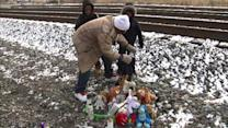 Family grieves for 8-year-old boy struck and killed by train