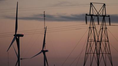 Wind Energy Push Leaves Trail of Dead Eagles
