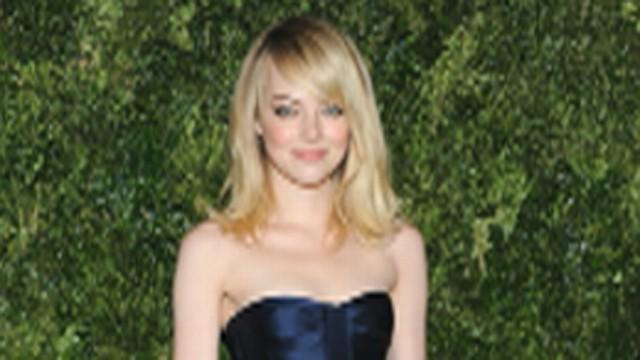 Emma Stone Named Best Dressed for 2012