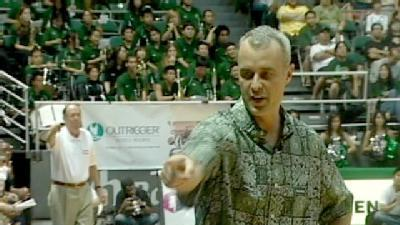 Hawaii MVP: Rainbow Warrior Basketball Coach Gib Arnold