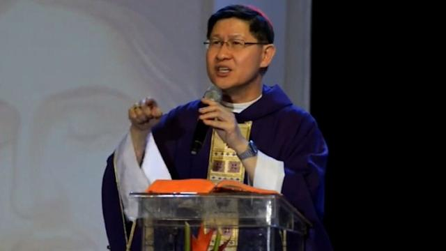Philippine papal bet wants people power for Church