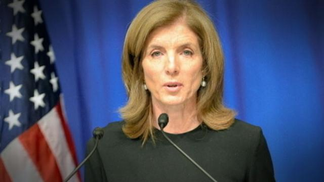 Chinese No-Fly Zone Gets Rebuke From Caroline Kennedy