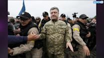 Ukraine Forces End Rebel Airport Blockade